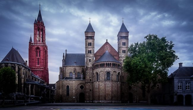 Servaas Basilisk in Maastricht