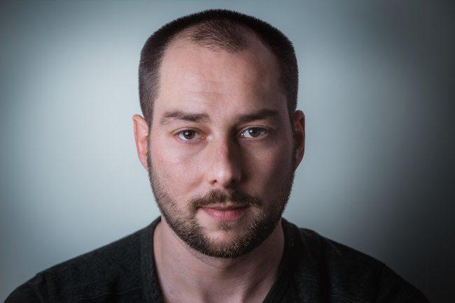 Selbstporträt von Alexander Gentzel