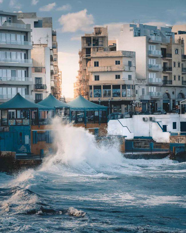 Sturm auf Malta