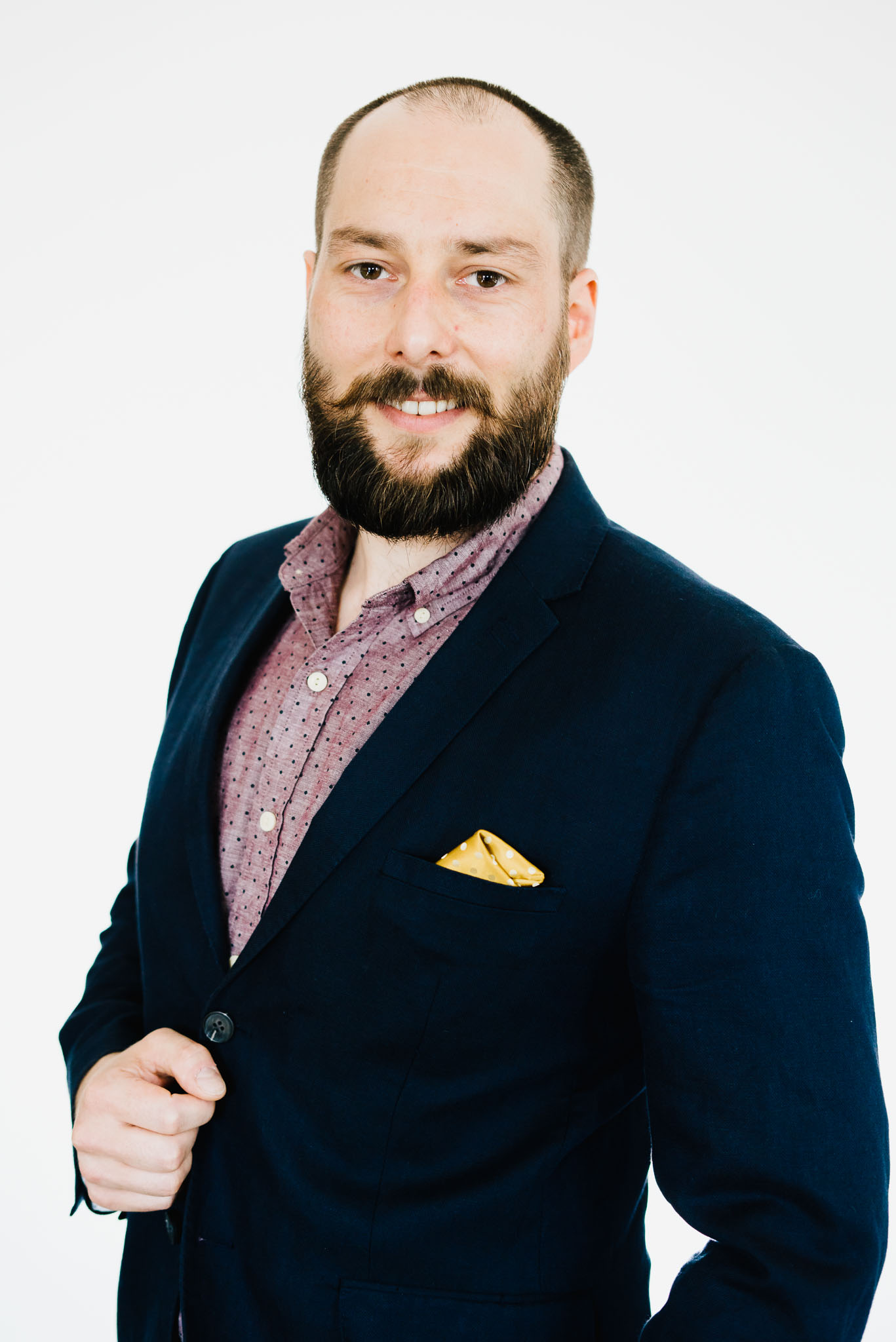 Alexander Gentzel Business Portrait